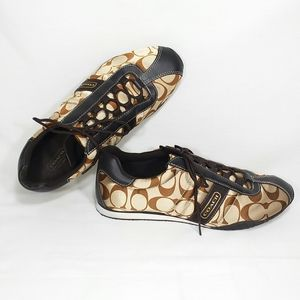 Coach Kirby Sateen Shoes